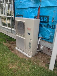 Fujitsu-ducted-air-conditioner--Stonecutters-rd,-Portsea